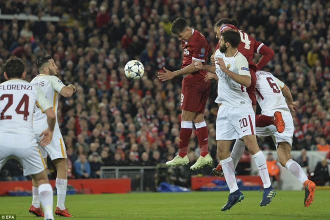 Salah khơi mào cho đêm Liverpool vùi dập AS Roma, khiến Barca tiếc đến ngẩn ngơ - Ảnh 25.