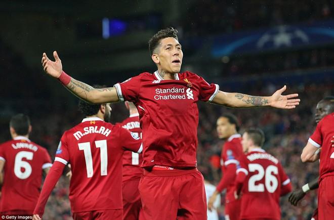 Salah khơi mào cho đêm Liverpool vùi dập AS Roma, khiến Barca tiếc đến ngẩn ngơ - Ảnh 26.