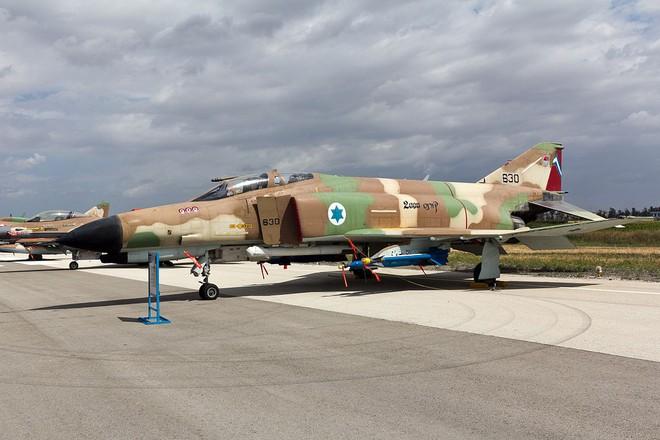 Không quân Israel đập nát liên minh Ả rập hùng mạnh: Chiến tích vô tiền khoáng hậu - Ảnh 2.