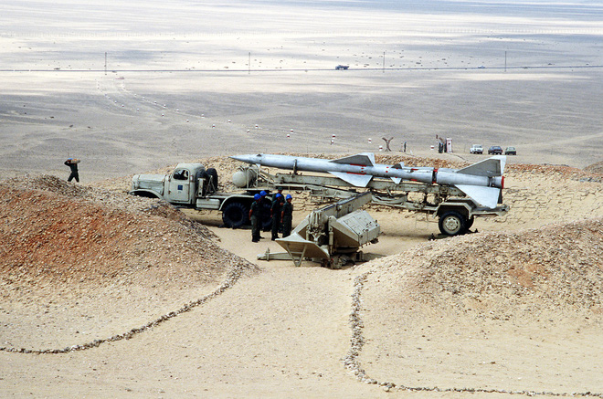 Không quân Israel đập nát liên minh Ả rập hùng mạnh: Chiến tích vô tiền khoáng hậu - Ảnh 3.