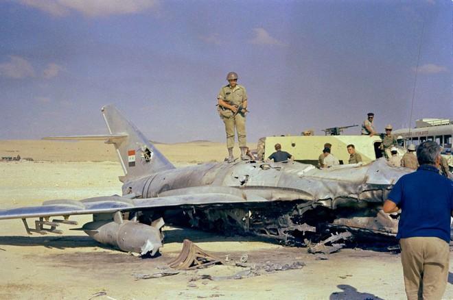 Không quân Israel đập nát liên minh Ả rập hùng mạnh: Chiến tích vô tiền khoáng hậu - Ảnh 4.