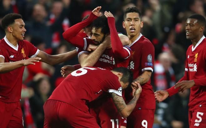 Salah khơi mào cho đêm Liverpool vùi dập AS Roma, khiến Barca tiếc đến ngẩn ngơ