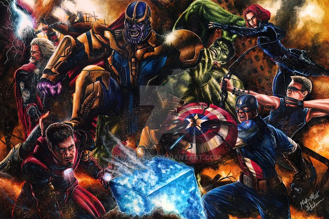 Chờ đợi Avengers - Infinity War cả năm, bạn có biết chiếc găng vô cực khủng bố đến đâu? - Ảnh 1.