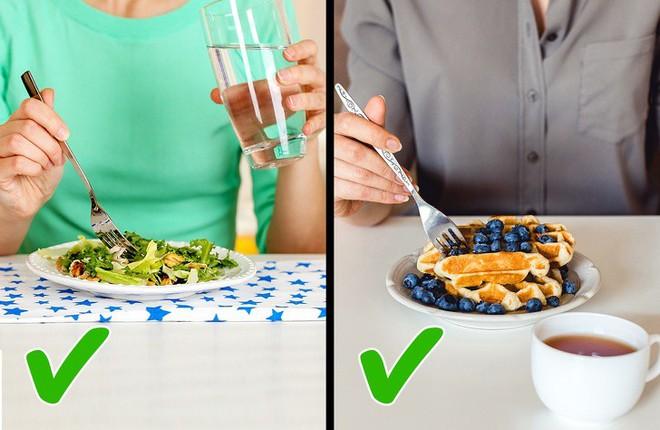 Uống nước trong khi ăn có hại hay không? Câu trả lời khiến nhiều người bất ngờ - Ảnh 4.