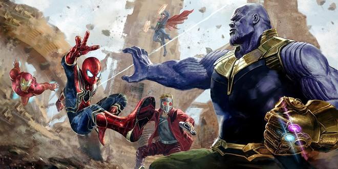 Avengers: Cuộc chiến vô cực: Khi các siêu anh hùng chỉ là kẻ lót đường cho gã phản diện Thanos - Ảnh 6.