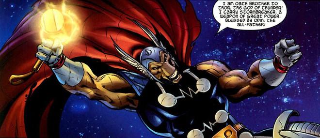 Búa thần Mjolnir vỡ tan nát, giờ Thor lấy gì để chống lại Thanos trong cuộc chiến vô cực? - Ảnh 6.