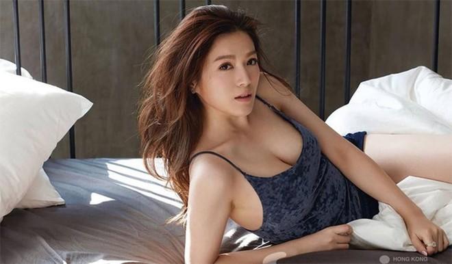 Chuyện đời Hoa hậu Trung Quốc 2 lần lộ ảnh nóng: Bị TVB hắt hủi vì quá béo, nay tìm được chân ái bên chồng đại gia - Ảnh 18.
