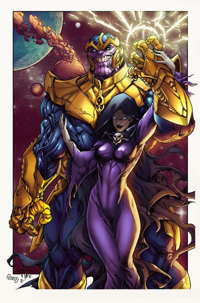 Avengers: Cuộc chiến vô cực: Khi các siêu anh hùng chỉ là kẻ lót đường cho gã phản diện Thanos - Ảnh 4.