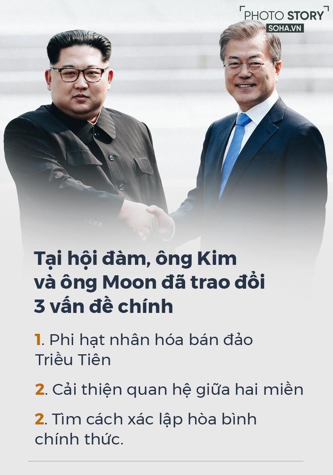[PHOTO STORY] Xung quanh cây thông gắn kết Tổng thống Hàn Quốc Moon Jae-in và lãnh đạo Triều Tiên Kim Jong-un - Ảnh 8.