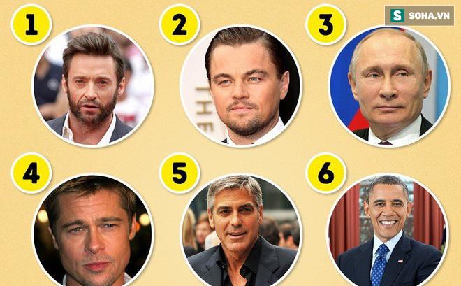 Nam giới thấy Tổng thống Putin hấp dẫn, còn phái đẹp, các cô chọn ai?