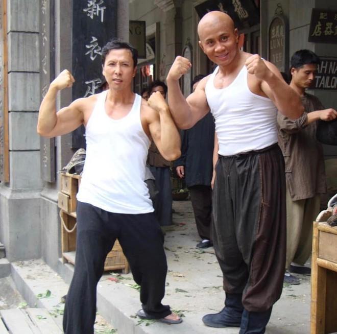 Ngôi sao võ thuật gốc Việt nổi tiếng nhất thế giới Cung Lê về nước đóng phim - Ảnh 1.