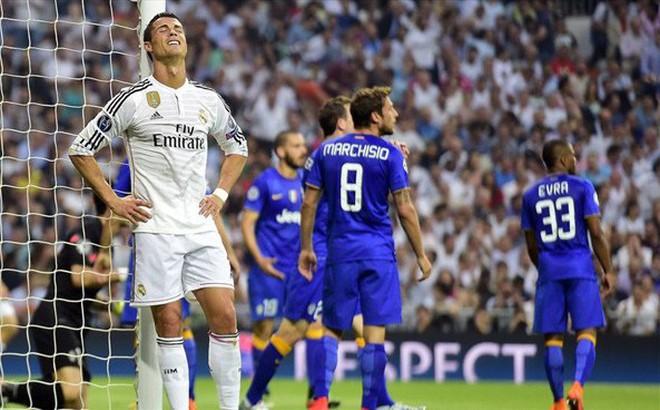 """Real Madrid và """"cơn ác mộng"""" mang tên Juventus"""