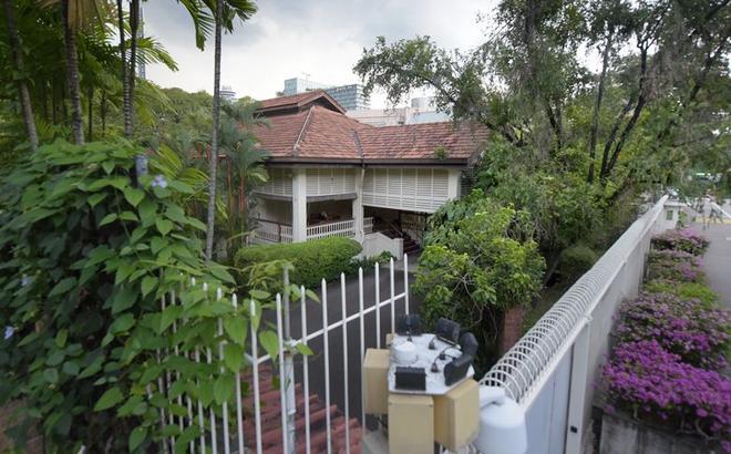 Nhà cũ của ông Lý Quang Diệu: Con út muốn tháo dỡ, con cả muốn giữ làm nơi tưởng niệm