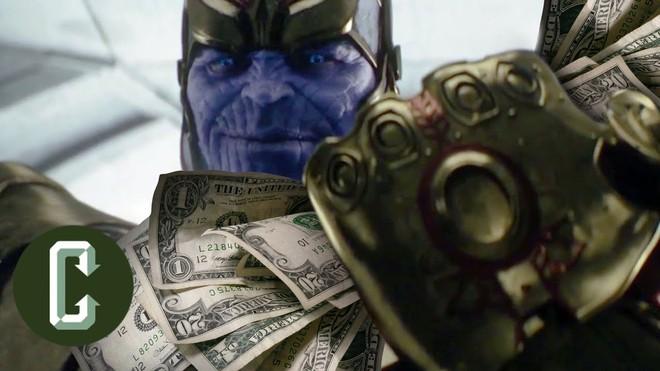 Sau 3 ngày công chiếu, Avengers: Cuộc chiến vô cực viết lại lịch sử phòng vé toàn cầu - Ảnh 1.