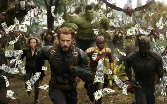 """Sau 3 ngày công chiếu, """"Avengers: Cuộc chiến vô cực"""" viết lại lịch sử phòng vé toàn cầu"""
