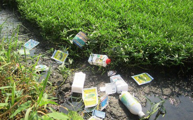63/78 người ngộ độc do dùng nước nhiễm thuốc diệt cỏ đã xuất viện
