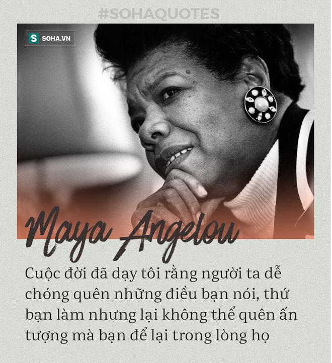 Maya Angelou là ai mà Google kỷ niệm ngày sinh? Câu nói nổi tiếng nhất của bà là gì? - Ảnh 3.