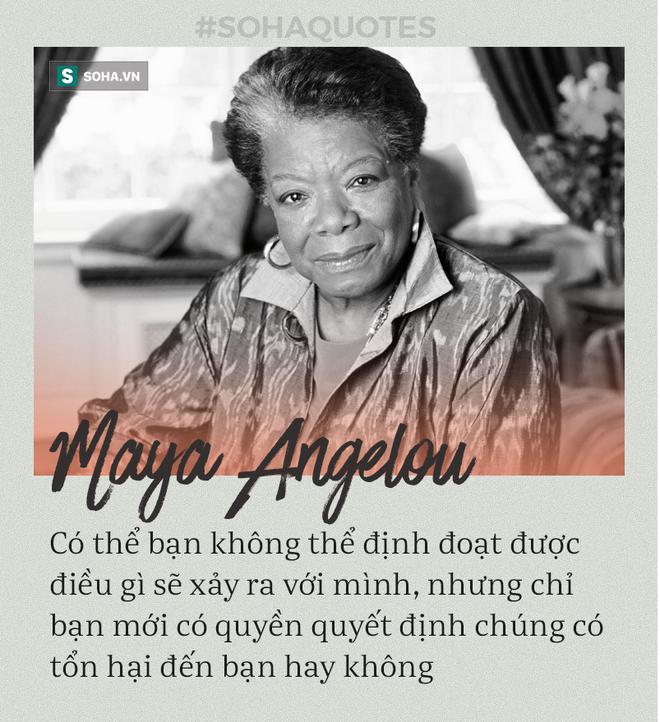 Maya Angelou là ai mà Google kỷ niệm ngày sinh? Câu nói nổi tiếng nhất của bà là gì? - Ảnh 5.