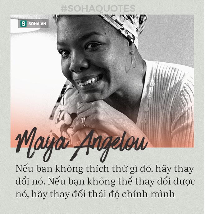 Maya Angelou là ai mà Google kỷ niệm ngày sinh? Câu nói nổi tiếng nhất của bà là gì? - Ảnh 6.