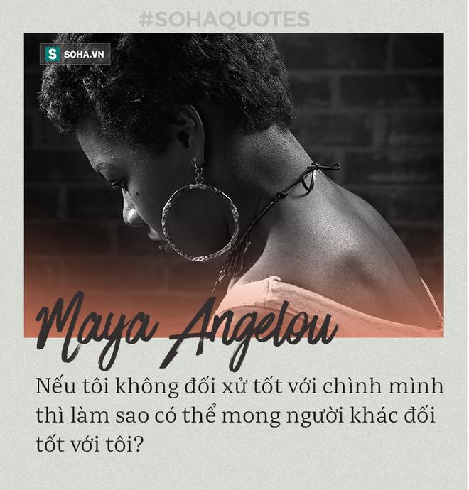 Maya Angelou là ai mà Google kỷ niệm ngày sinh? Câu nói nổi tiếng nhất của bà là gì? - Ảnh 7.