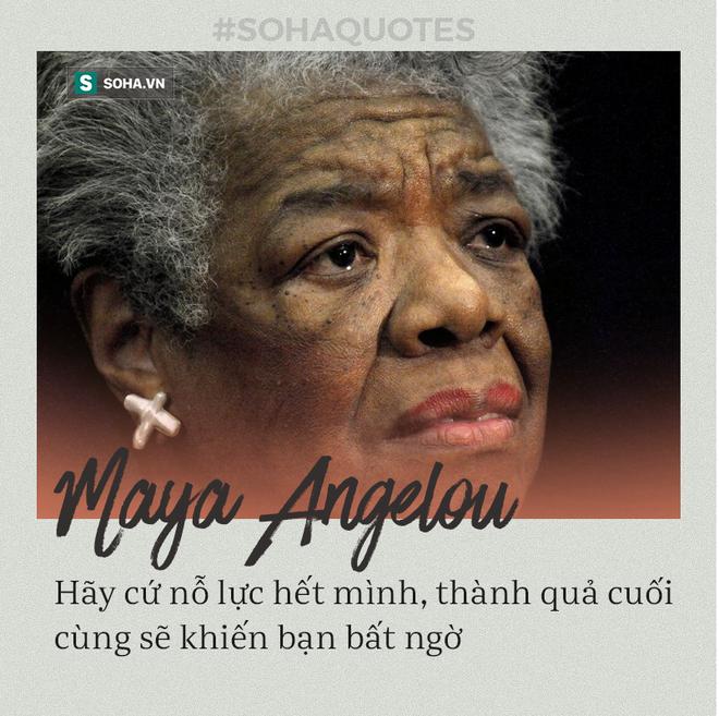 Maya Angelou là ai mà Google kỷ niệm ngày sinh? Câu nói nổi tiếng nhất của bà là gì? - Ảnh 8.