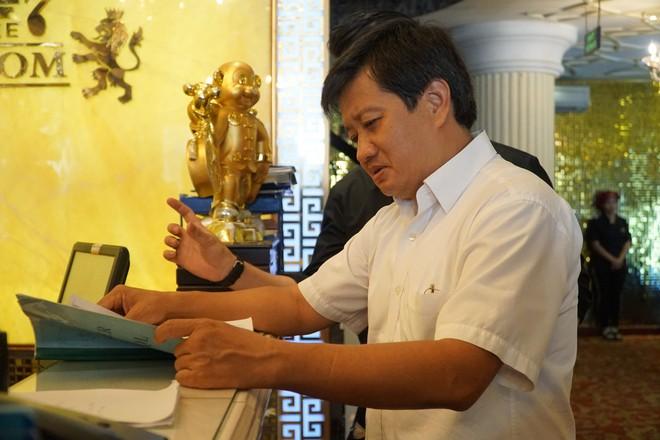 Ông Đoàn Ngọc Hải yêu cầu quán karaoke tháo cửa thoát hiểm, phạt 35 triệu đồng - Ảnh 3.