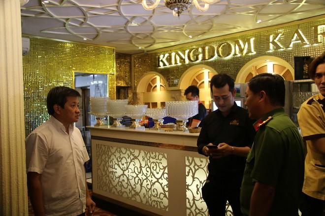 Ông Đoàn Ngọc Hải yêu cầu quán karaoke tháo cửa thoát hiểm, phạt 35 triệu đồng - Ảnh 2.