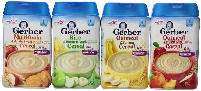 Vén màn bí mật thân thế đứa trẻ đại diện cho nhãn hàng nổi tiếng Gerber Baby từng khiến nhiều người tò mò - Ảnh 1.