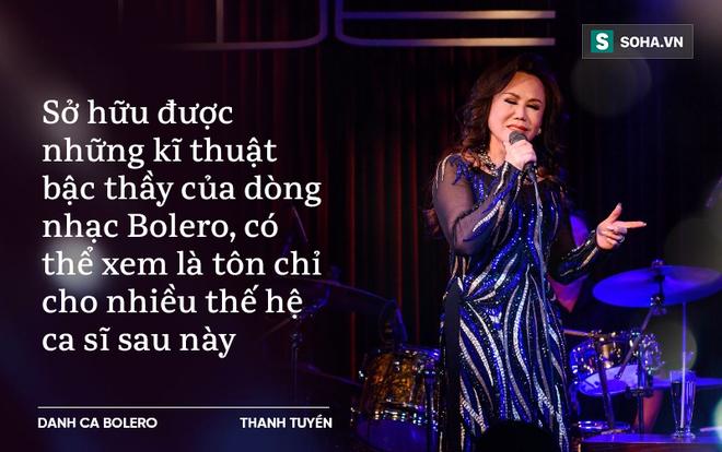Thanh Tuyền: 70 tuổi vẫn hát nốt cao rực rỡ, căng tràn như muốn xuyên thủng khán phòng (P2) - Ảnh 1.