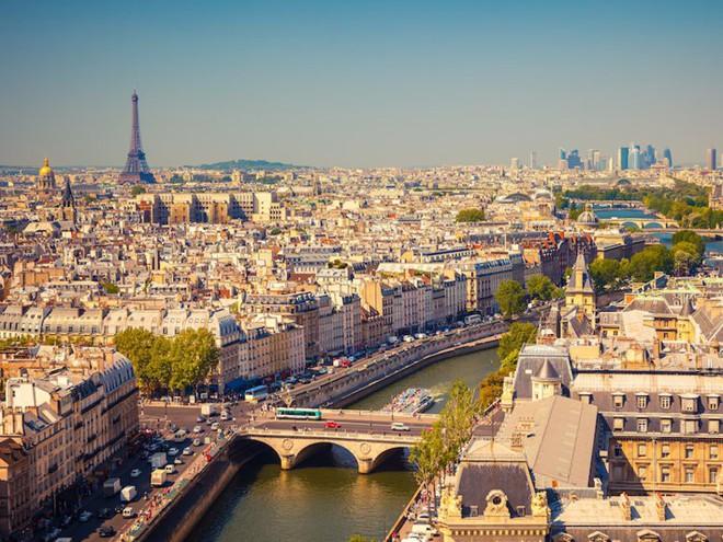 Những bức ảnh khiến bạn muốn tới Paris ngay lập tức - Ảnh 25.