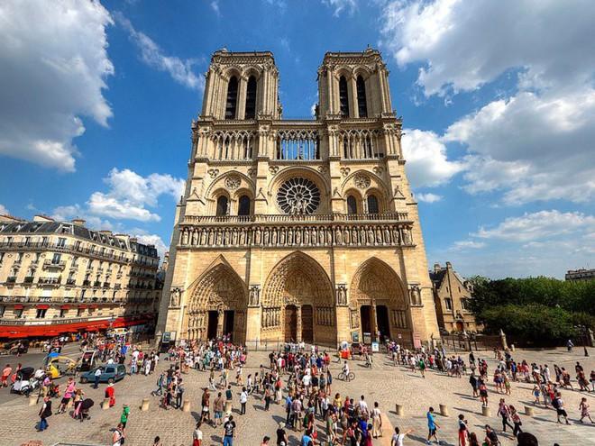 Những bức ảnh khiến bạn muốn tới Paris ngay lập tức - Ảnh 6.