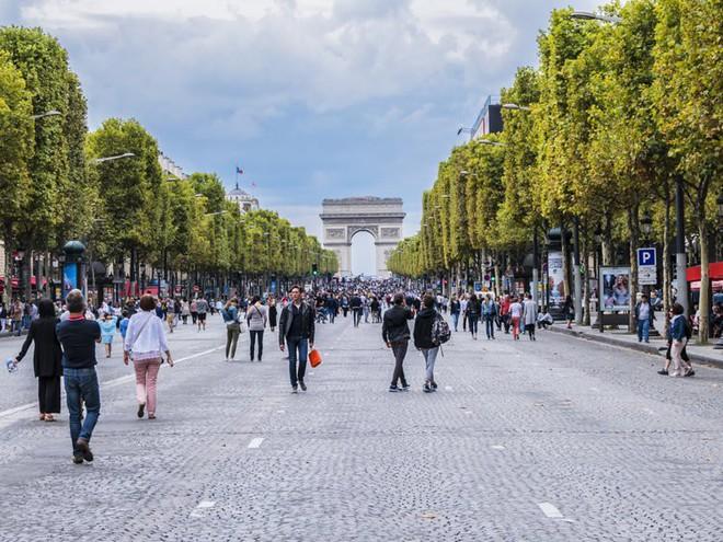 Những bức ảnh khiến bạn muốn tới Paris ngay lập tức - Ảnh 8.