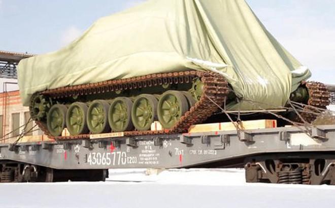 """Nga tiết lộ phiên bản xe tăng """"Kẻ hủy diệt"""" mới giữa lùm xùm cựu điệp viên Skripal"""
