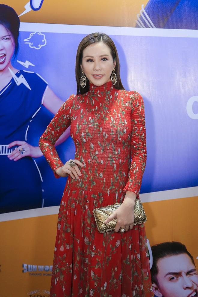 Hoài Lâm đi trễ 2 tiếng, hot girl Thúy Vi chạm mặt tình mới Phan Thành - Ảnh 12.