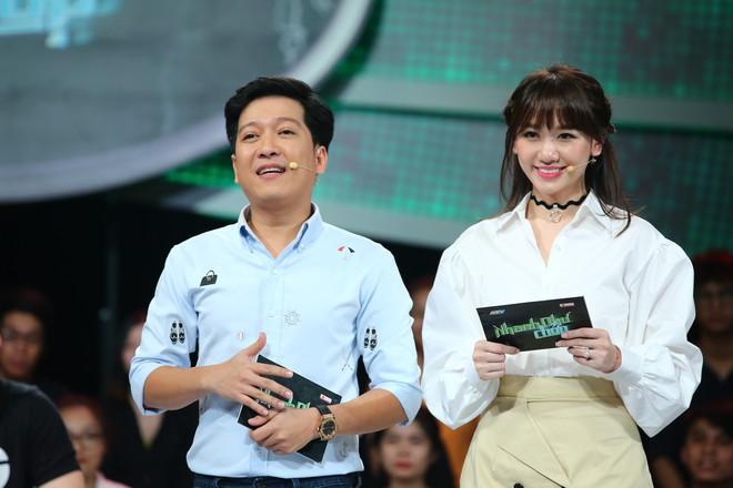 Trường Giang: Không ai dám mời Hari Won làm MC vì nói lớ - Ảnh 2.