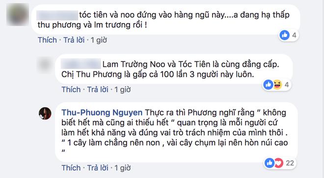 """Dân mạng chê bai 2 HLV """"The Voice"""" Noo Phước Thịnh và Tóc Tiên, tài khoản của Thu Phương gửi lời cảm ơn? - Ảnh 3."""