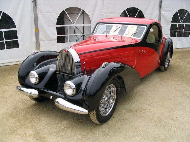 10 chiếc xe cổ đẹp nhất mọi thời đại, chỉ nhìn thôi đã mê mệt - Ảnh 6.