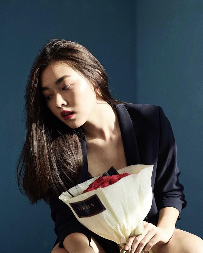 Cao 1m70, sở hữu thần thái vô cùng đỉnh - hot girl mới của trường Phan Đình Phùng! - Ảnh 8.
