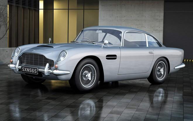 10 chiếc xe cổ đẹp nhất mọi thời đại, chỉ nhìn thôi đã mê mệt - Ảnh 9.