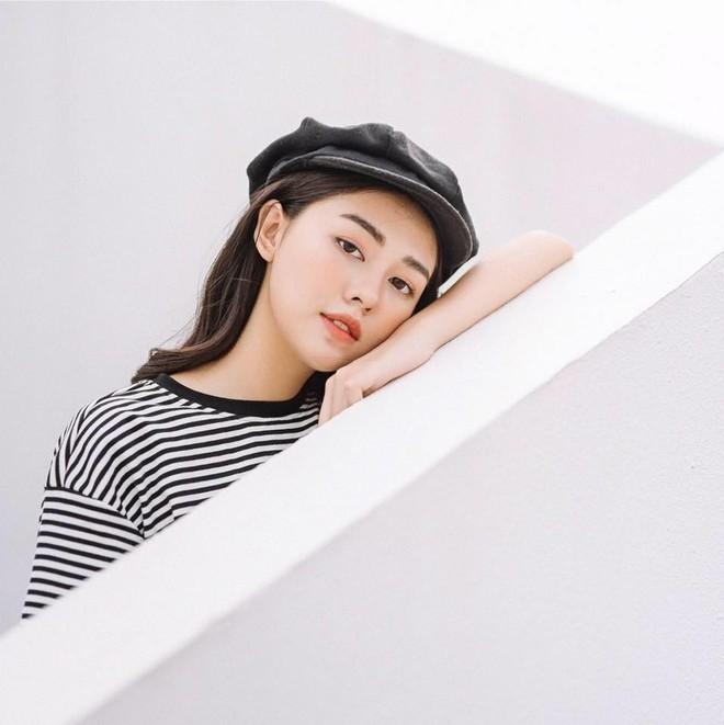 Cao 1m70, sở hữu thần thái vô cùng đỉnh - hot girl mới của trường Phan Đình Phùng! - Ảnh 9.