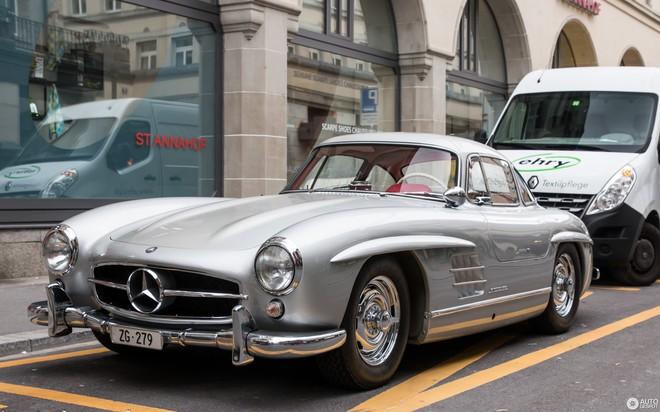 10 chiếc xe cổ đẹp nhất mọi thời đại, chỉ nhìn thôi đã mê mệt - Ảnh 10.