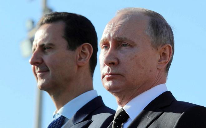 """Reuters: Nga dùng """"chiêu đặc biệt"""" để bí mật đưa nhà thầu quân sự tới Syria giúp ông Assad"""