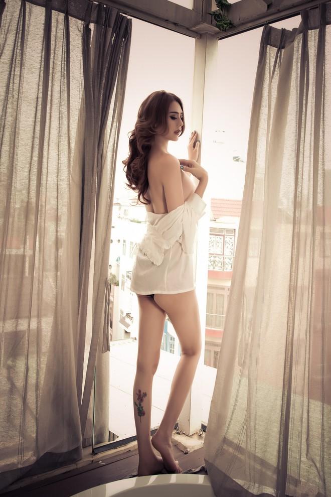 Lâm Khánh Chi: Tôi nude để đón nhận thành quả và tôn trọng cơ thể mình - Ảnh 3.