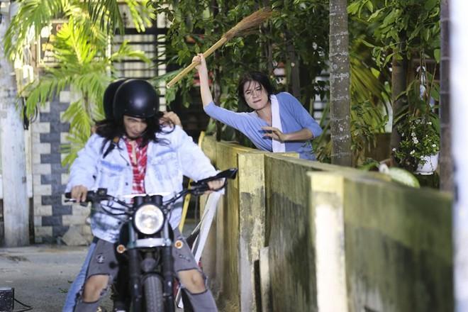 Phim Yêu em bất chấp: Bất ngờ với khả năng diễn của Trang Trần, Đàm Vĩnh Hưng - Ảnh 1.