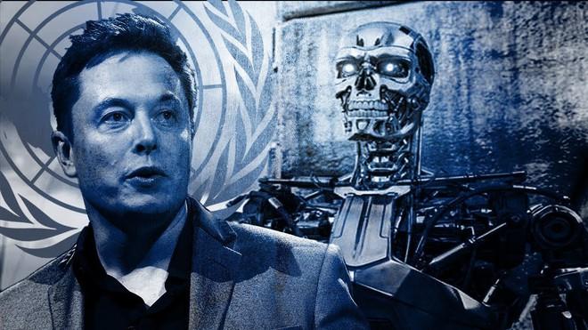 Chiến dịch ngăn chặn robot sát thủ sẽ được Liên Hiệp Quốc đưa ra vào ngày mai! - Ảnh 4.