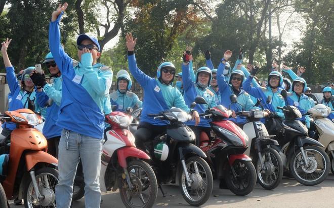 Đây là những gì hàng trăm tài xế đã làm trước khi Uber rời khỏi Việt Nam