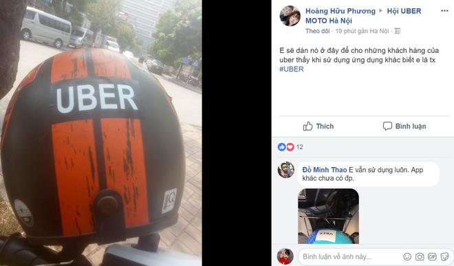 Uber đi rồi, chẳng có gì là mãi mãi, chỉ còn lòng tốt ở lại - Ảnh 6.