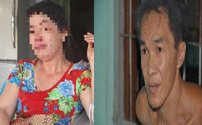 """Vợ kẻ sát hại hàng xóm, chém công an nói chồng không thích ai thì """"tuyên án"""" người ấy"""