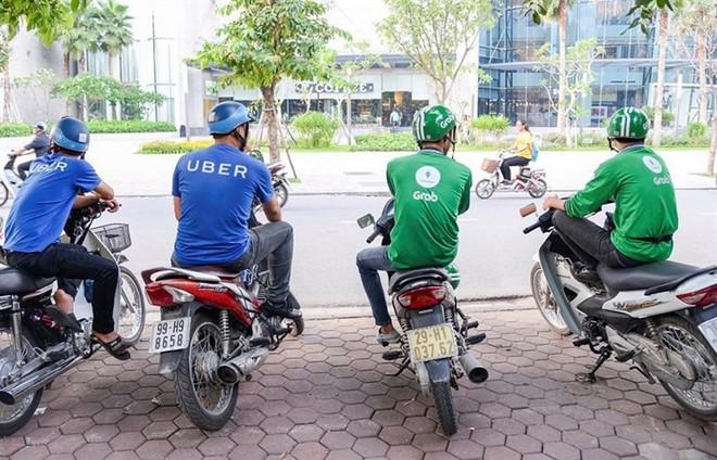 Thương vụ Grab mua Uber: Bộ Công Thương cảnh báo khả năng giao dịch bị cấm - Ảnh 1.