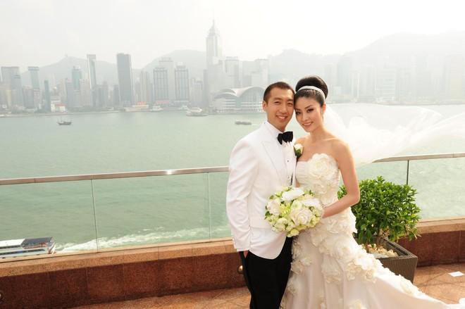 Gia thế khủng của Hoa hậu Hong Kong khiến trùm xã hội đen khét tiếng cũng phải kính nể - Ảnh 5.